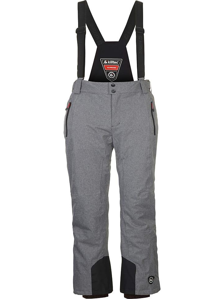 """Killtec Pantalon de ski/snowboard """"Enosh"""" - gris"""