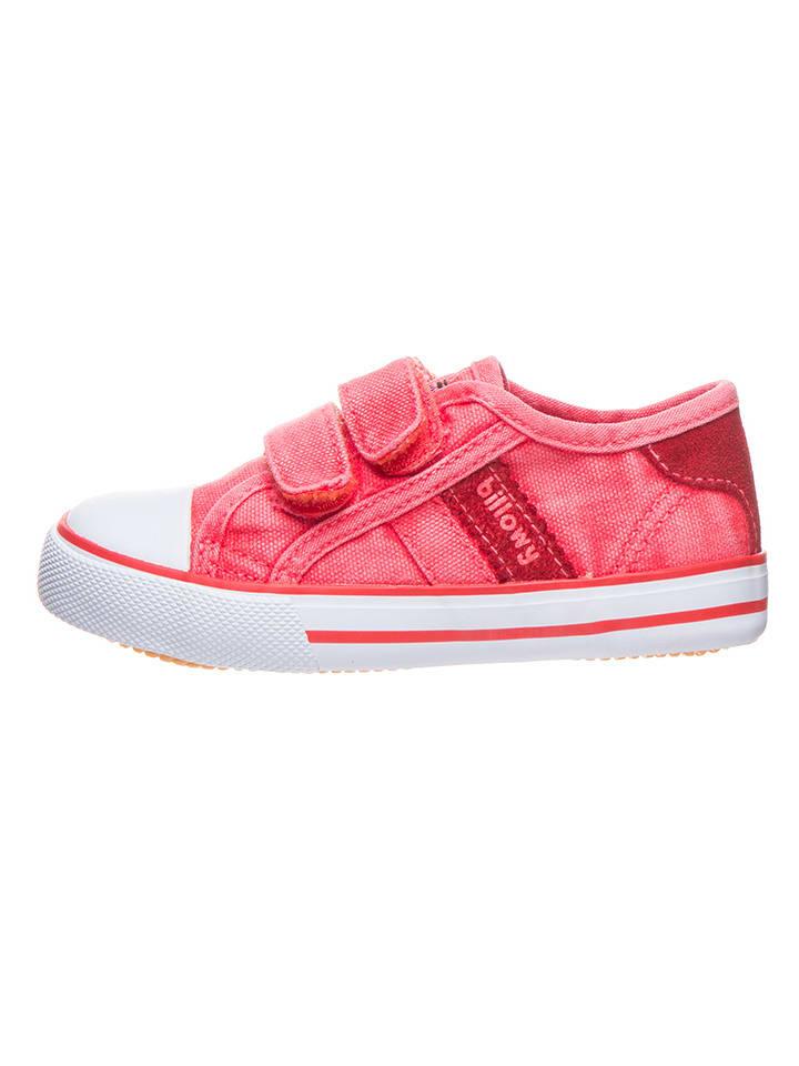Billowy Sneakersy w kolorze różowym