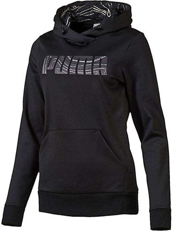 "Puma Sweat-shirt ""Elevated"" - noir"