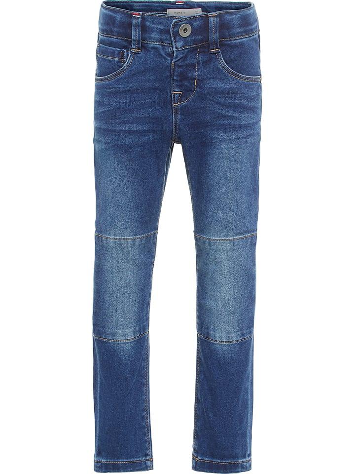 """Name it Jeans """"Silas"""" - Slim fit - in Blau"""