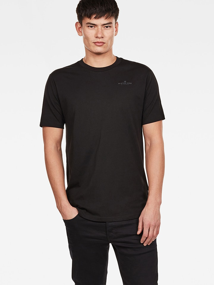 G-Star Koszulka w kolorze czarnym