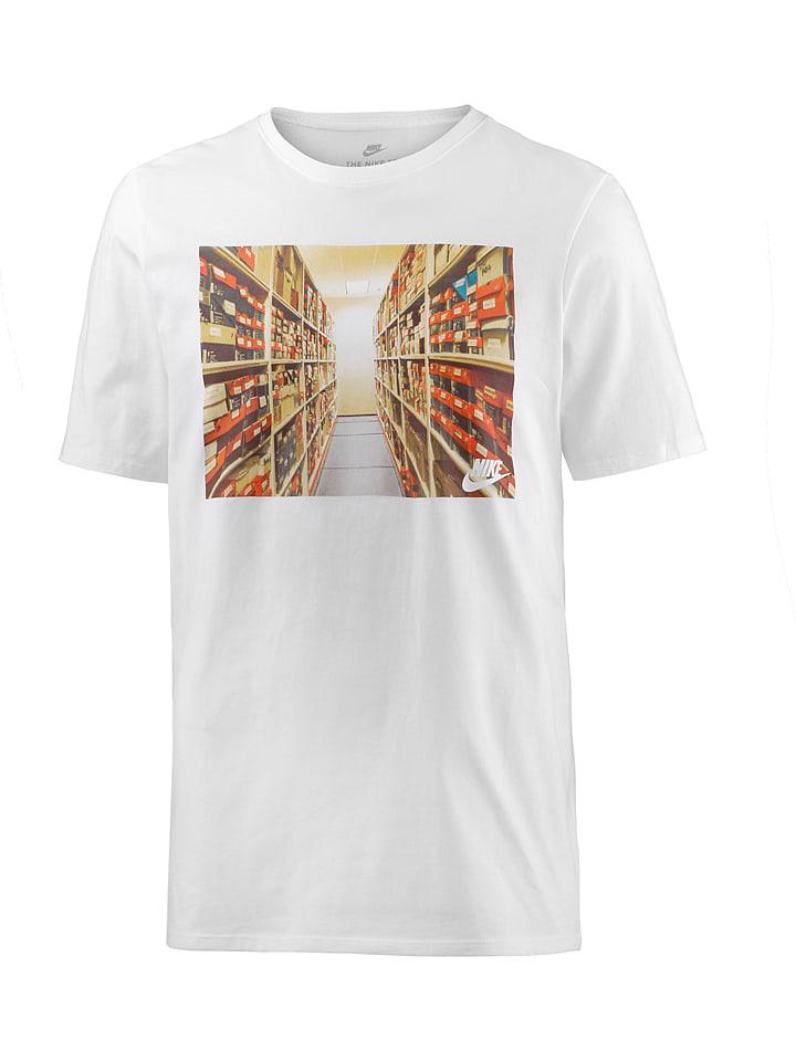 Nike Koszulka w kolorze białym