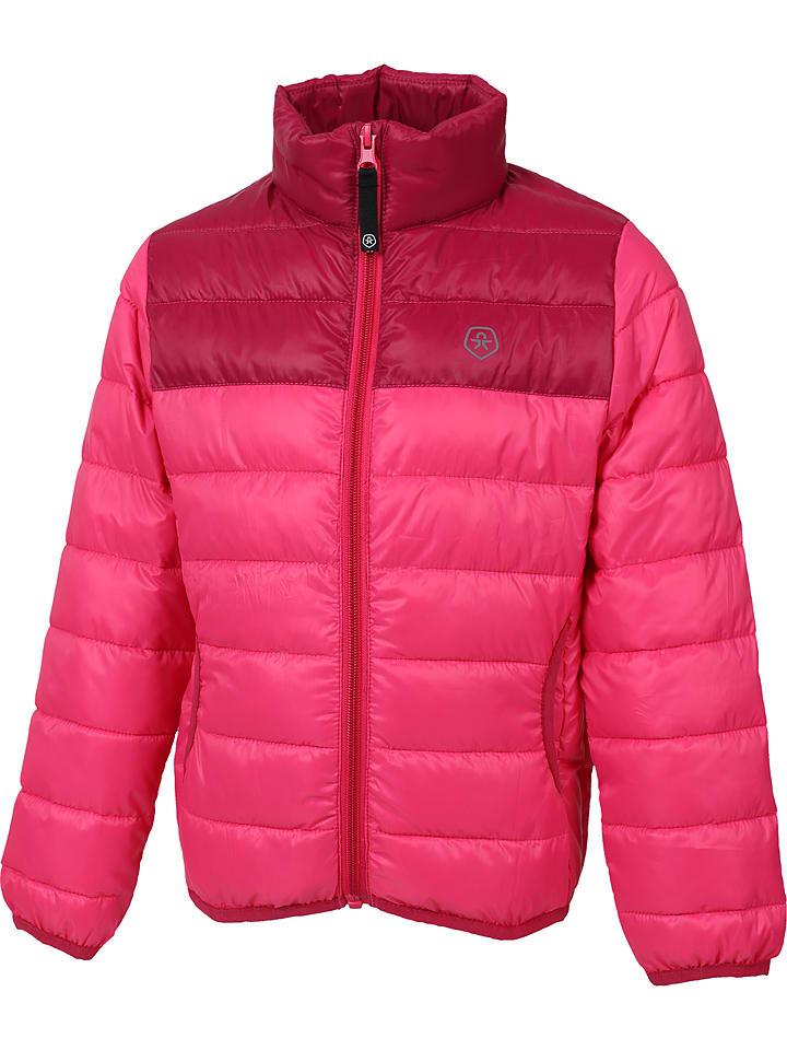 Color Kids  Übergangsjacke ´´King´´ in Pink   50% Rabatt   Größe 152   Kinderjacken   05711309211435