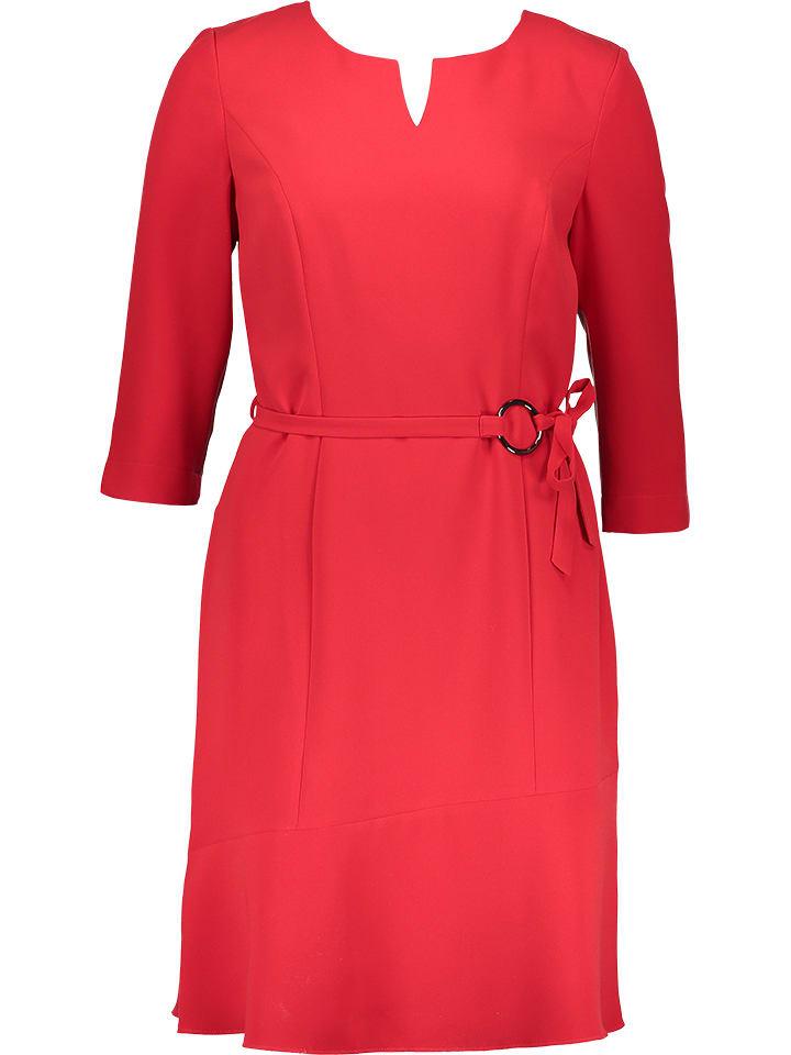 Gerry Weber Sukienka w kolorze czerwonym