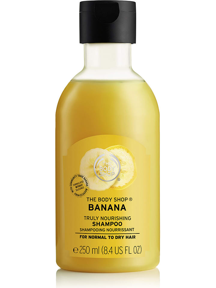 The Body Shop Szampon do włosów - 250 ml