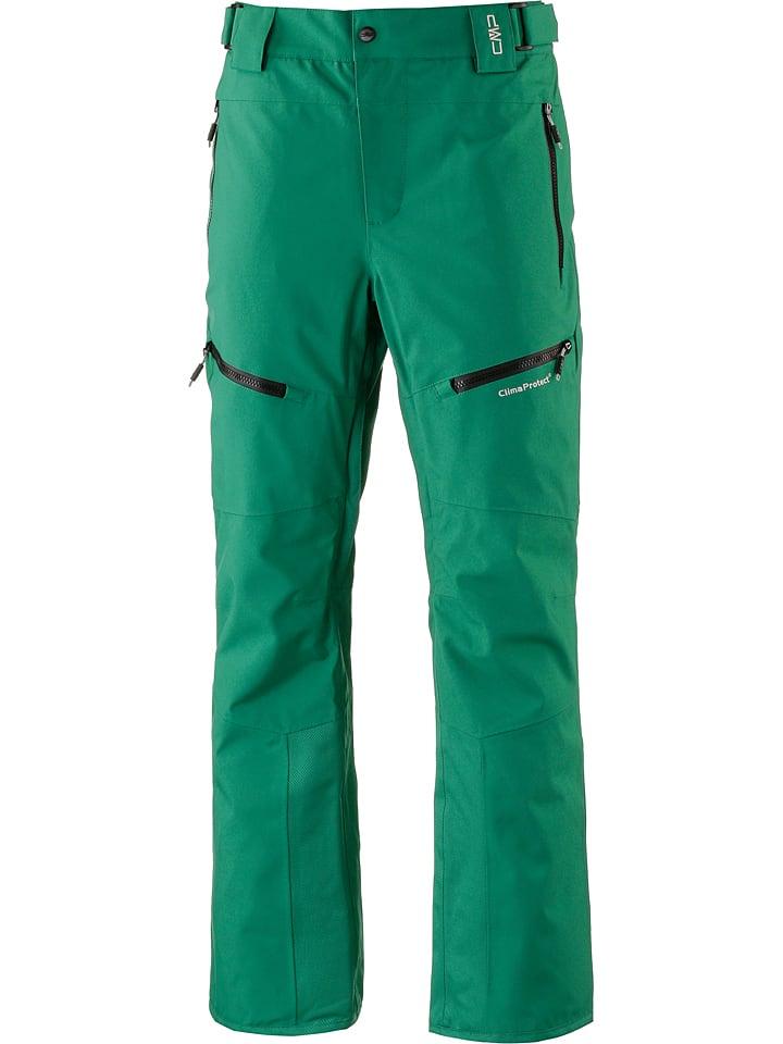 CMP Pantalon de ski/snowboard - vert