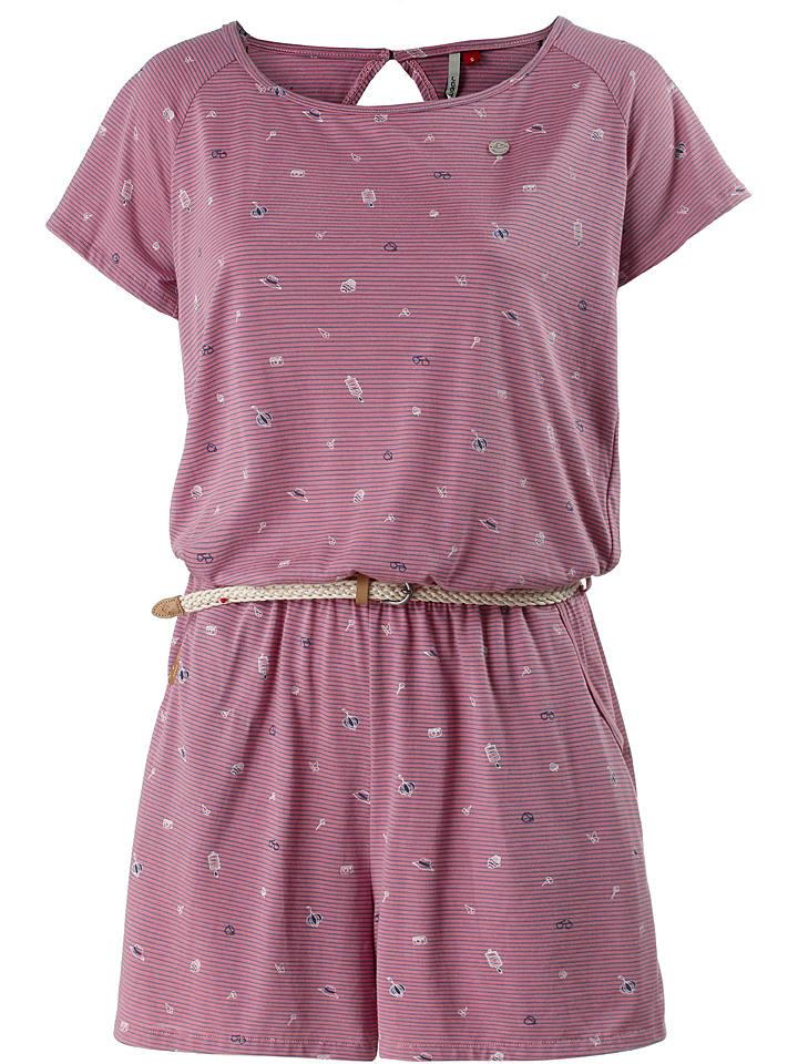Ragwear Jumpsuit in Pink