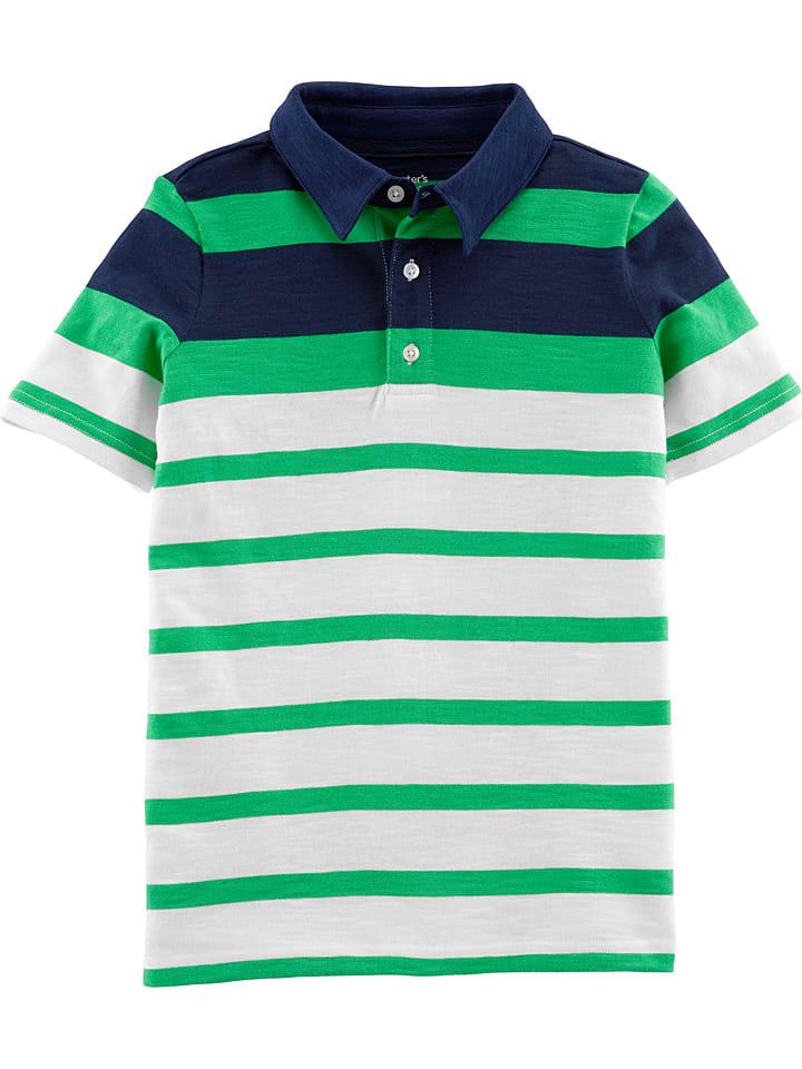 Carter's Poloshirt in Grün