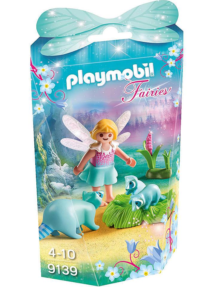 """Playmobil Speelset """"Feeënvrienden wasberen"""" - vanaf 4 jaar"""