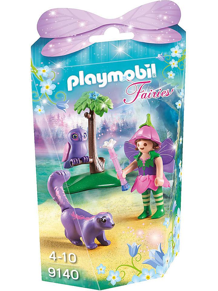 """Playmobil Speelset """"Feeënvrienden uilen & stinkdieren"""" - vanaf 4 jaar"""