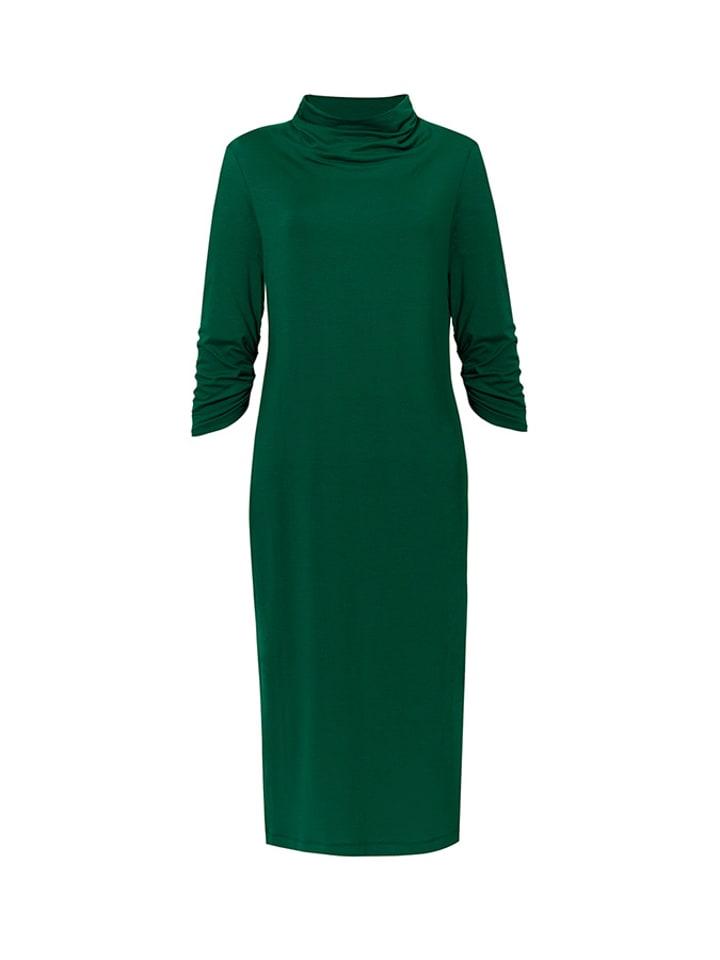 """Risk made in warsaw Sukienka """"Waterfalls"""" w kolorze zielonym"""