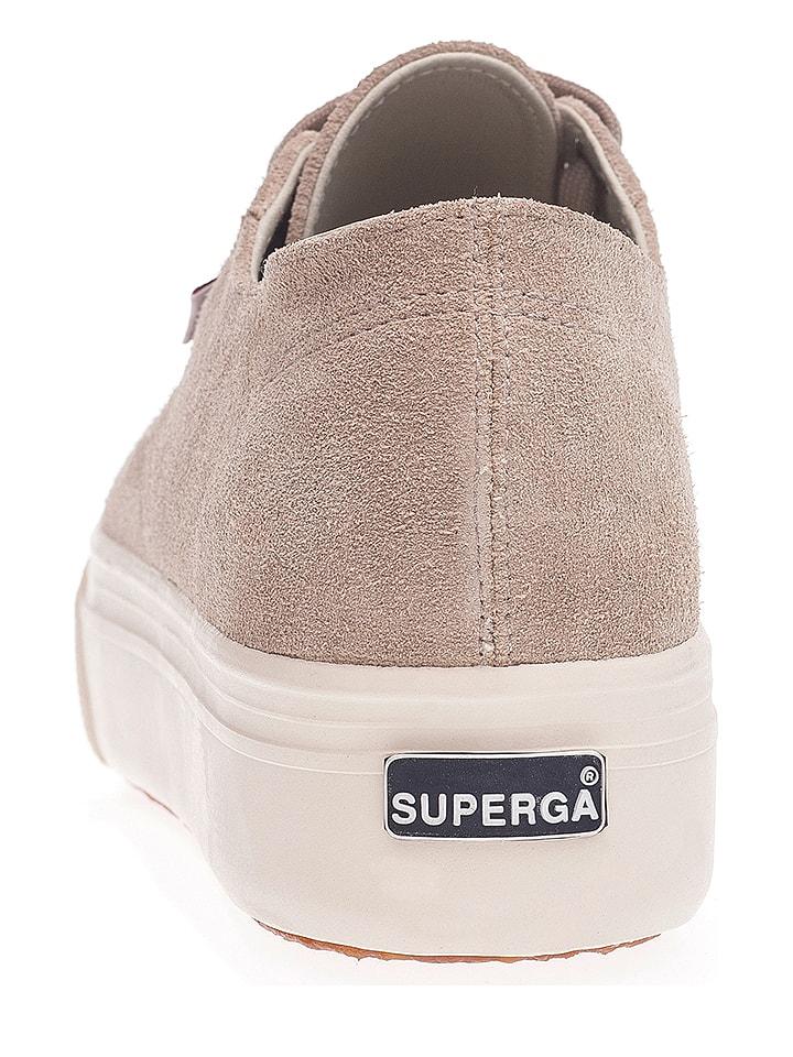 83e05f5ab97215 Superga - Leder-Sneakers