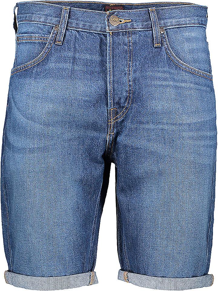 "Lee Bermudas ""5 Pocket Short"" - Regular fit - in Dunkelblau"