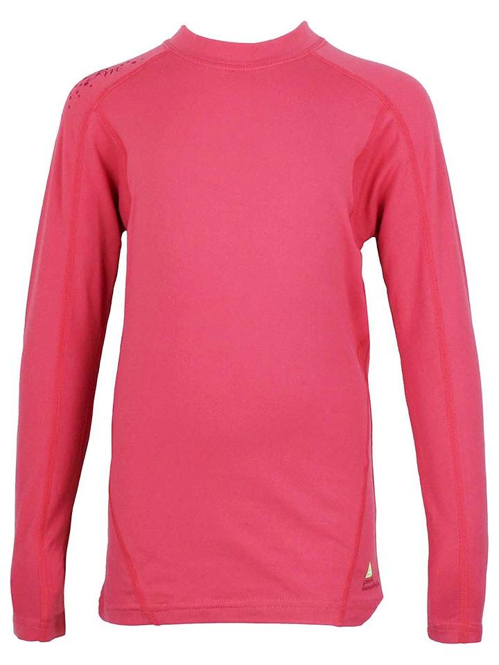 Peak Mountain T-shirt fonctionnel manches longues - rose