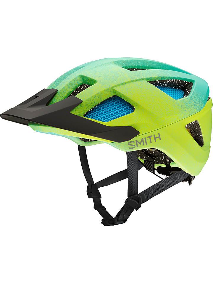 SMITH Kask rowerowy w kolorze zielonym