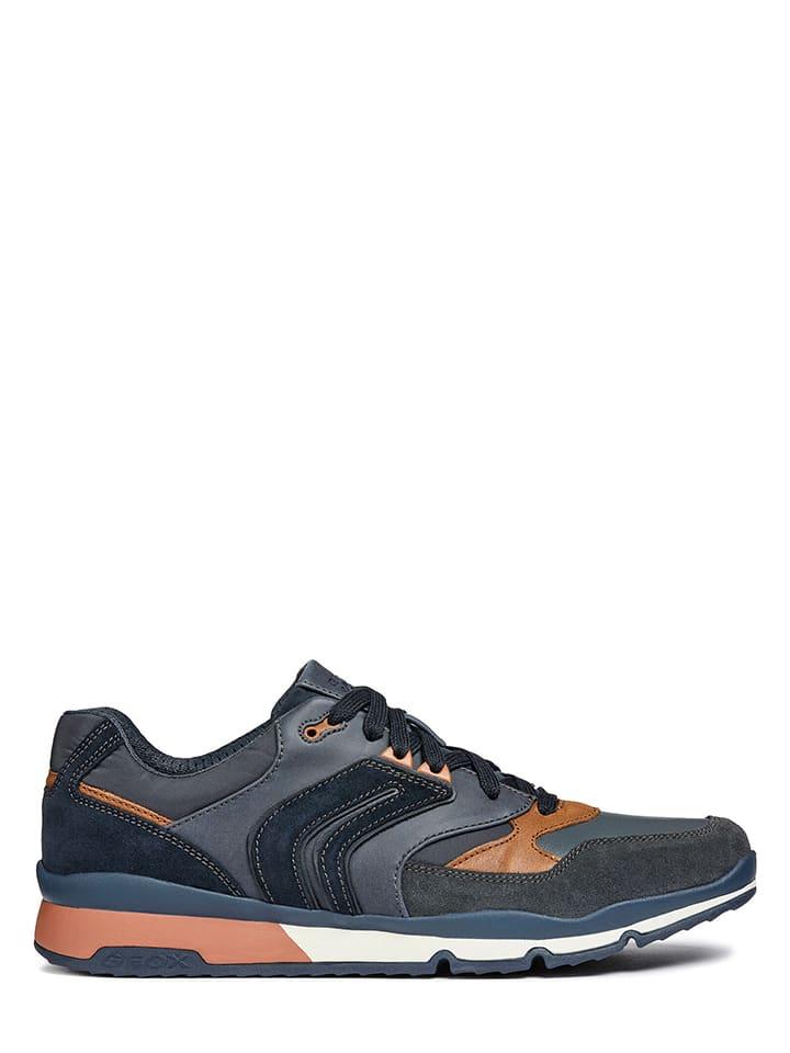 best loved c6736 43745 Limango SALE | Geox Sneakers ´´Sandford´´ in Dunkelblau | 45% Rabatt |  Größe 42 | Herrensneakers | 08058279524422