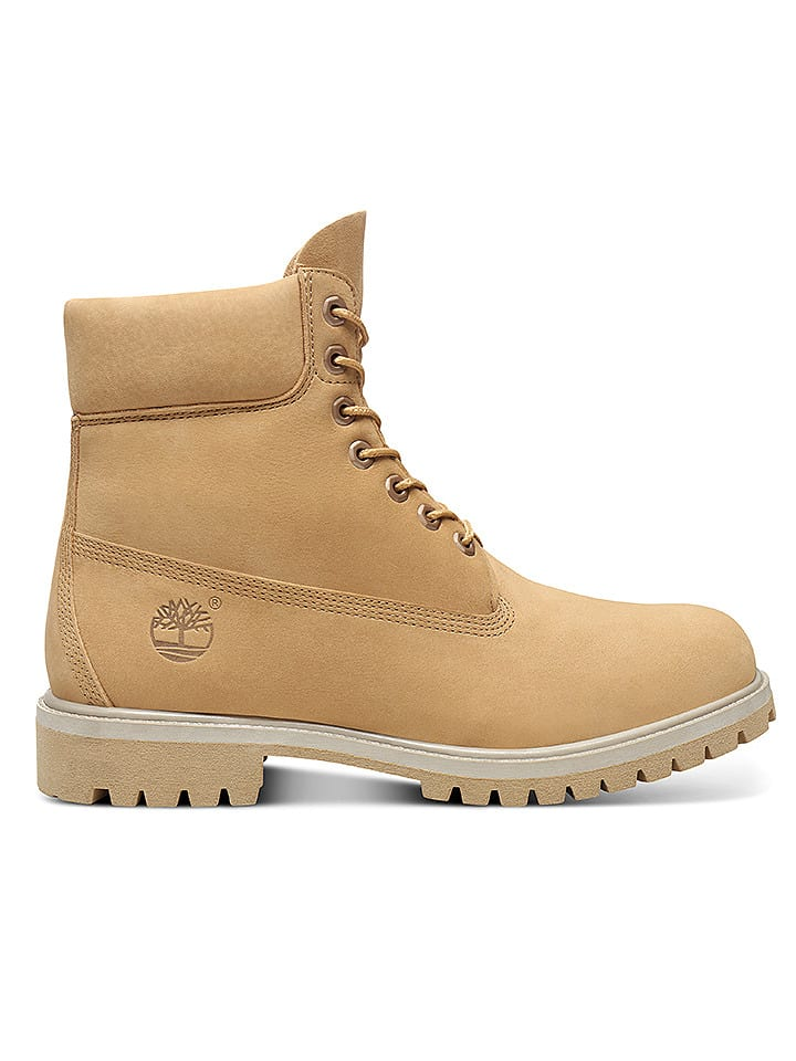 50% zniżki szczegółowe zdjęcia oficjalny sklep Timberland - Boots en cuir