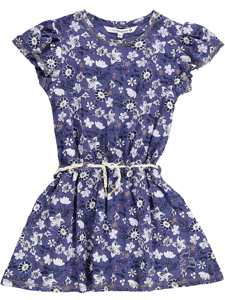 """Lulu Castagnette Sukienka """"Ebony"""" w kolorze granatowym"""