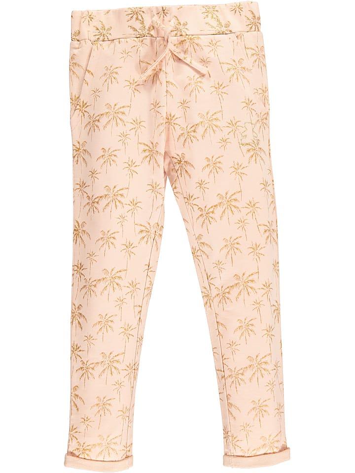 """Lulu Castagnette Spodnie dresowe """"Epinette"""" w kolorze jasnoróżowym"""