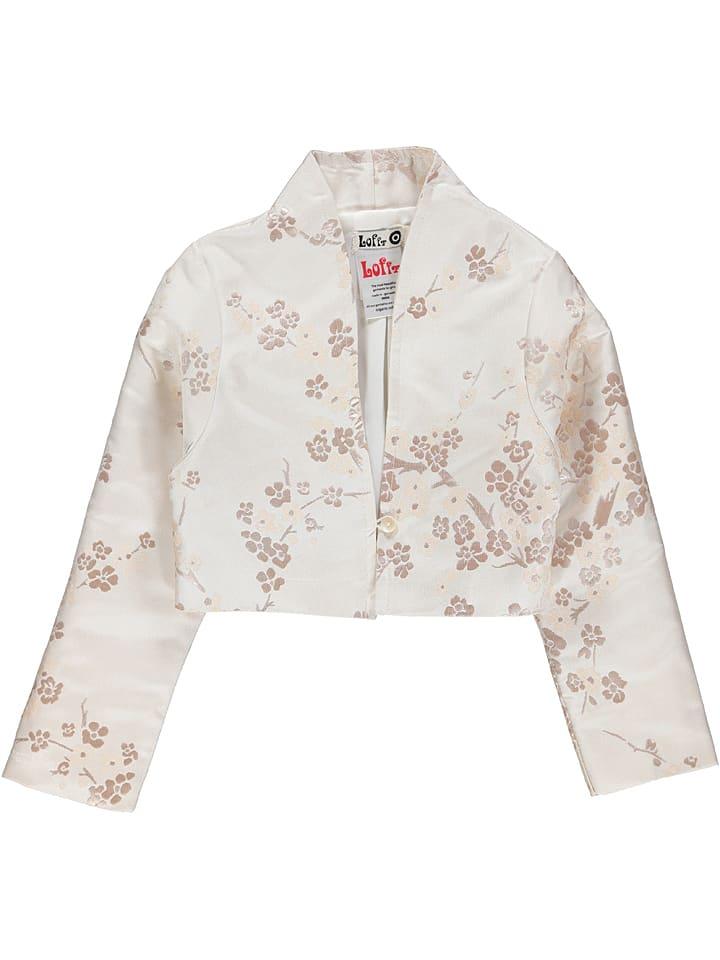 Lofff Vest crème/beige