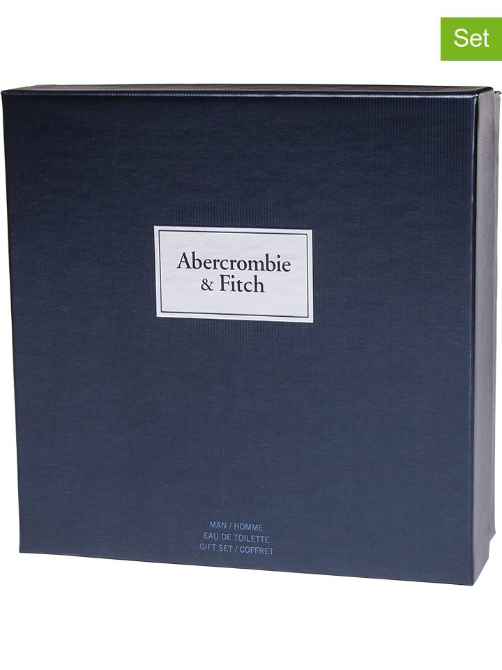 """Abercrombie & Fitch 2-częściowy zestaw """"First Instinct Blue for Men"""""""