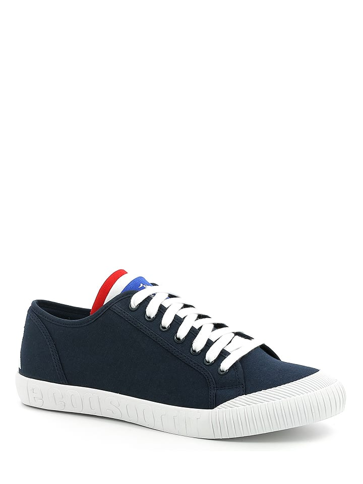 "Le Coq Sportif Sneakers ""Nationale"" donkerblauw/wit"