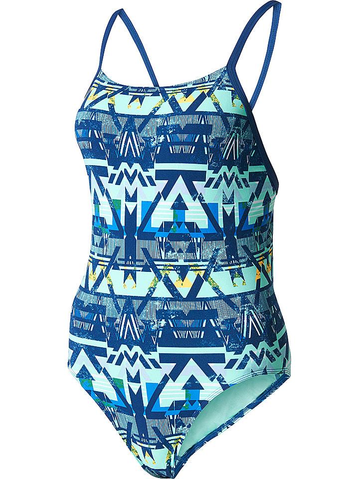 brand new 02916 c8dce Limango SALE | Adidas Badeanzug in Blau | 66% Rabatt | Größe 34 | Damen  outdoor bademode | 04057288928256