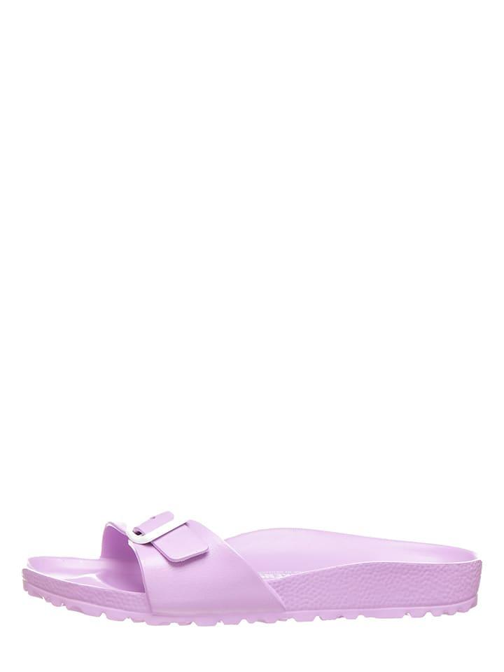 new products daca0 a7c51 Limango SALE   Birkenstock Badeschuhe ´´Madrid´´ in Violett Weite S   28%  Rabatt   Größe 39   Damen outdoor sport schuhe   04044477766638