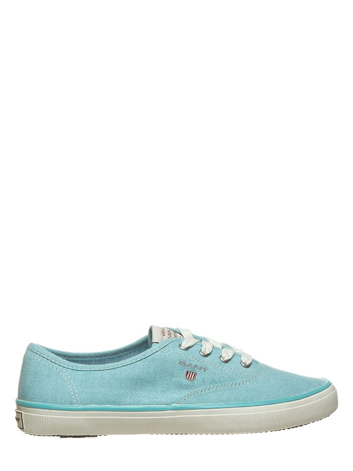 "GANT Footwear Baskets ""New Haven"" - turquoise"