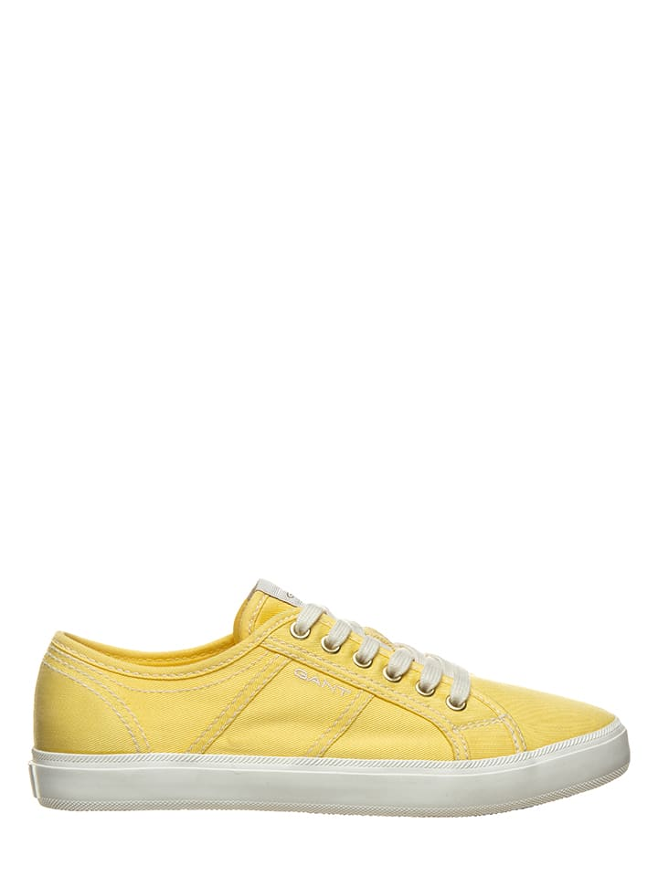 "GANT Footwear Baskets ""Zoee"" - jaune"