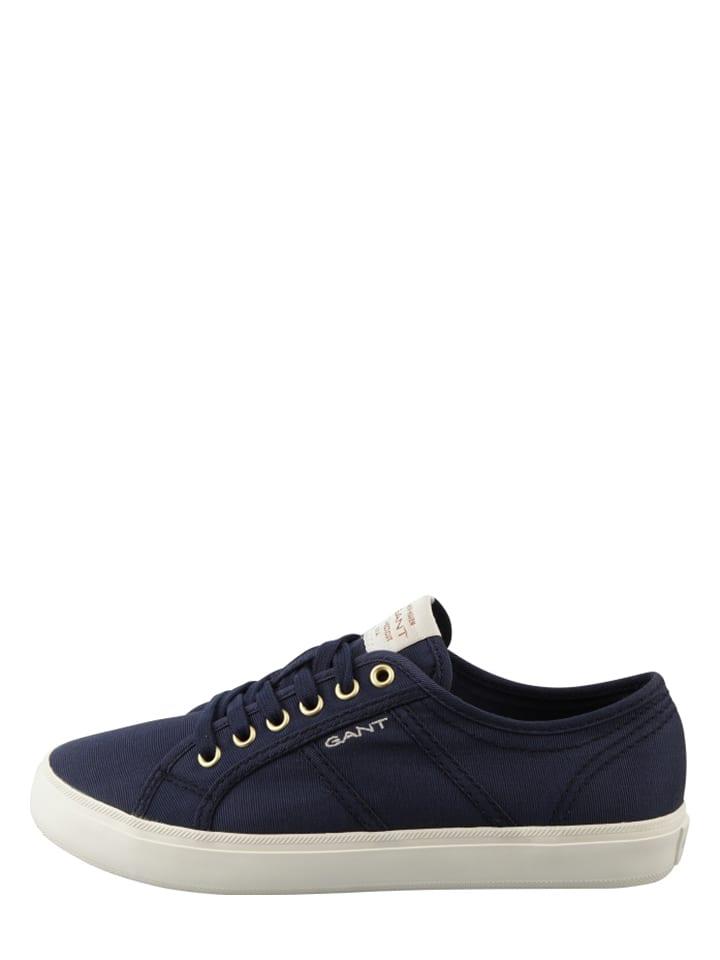 "GANT Footwear Baskets ""Zoee"" - bleu foncé"