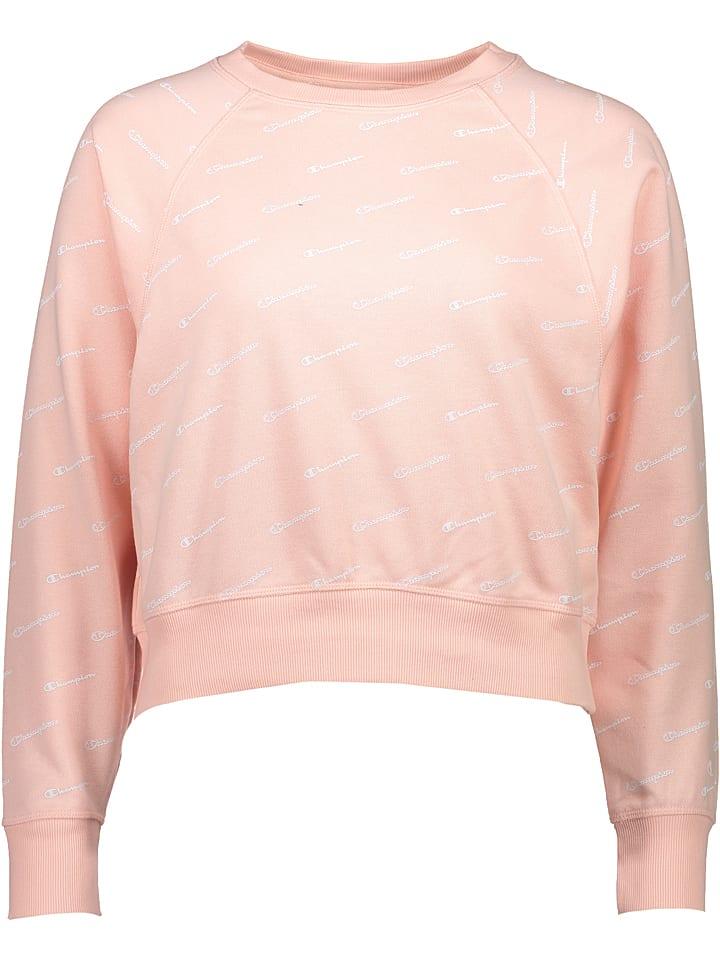 Champion Bluza w kolorze jansoróżowym