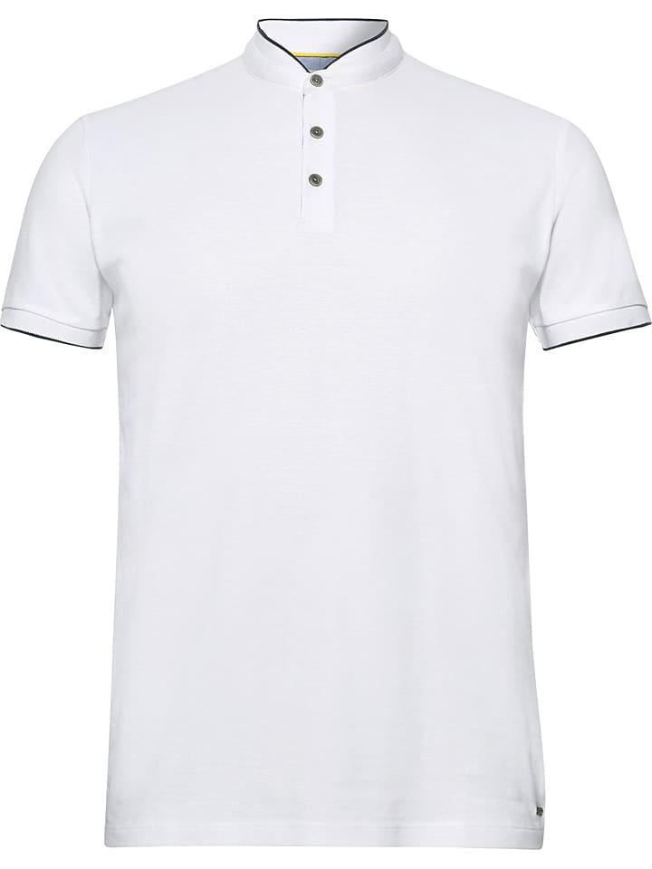 ESPRIT Poloshirt wit
