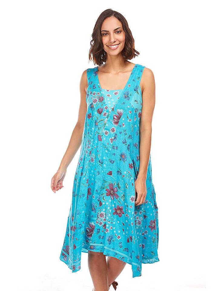 fe828a896 Manoukian - Robe en lin