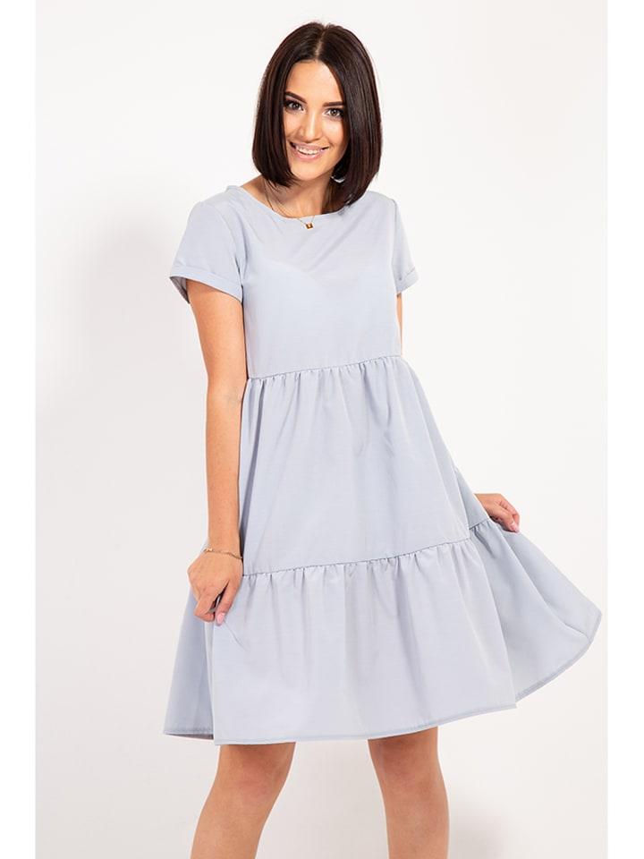 Bessa Sukienka w kolorze szarym