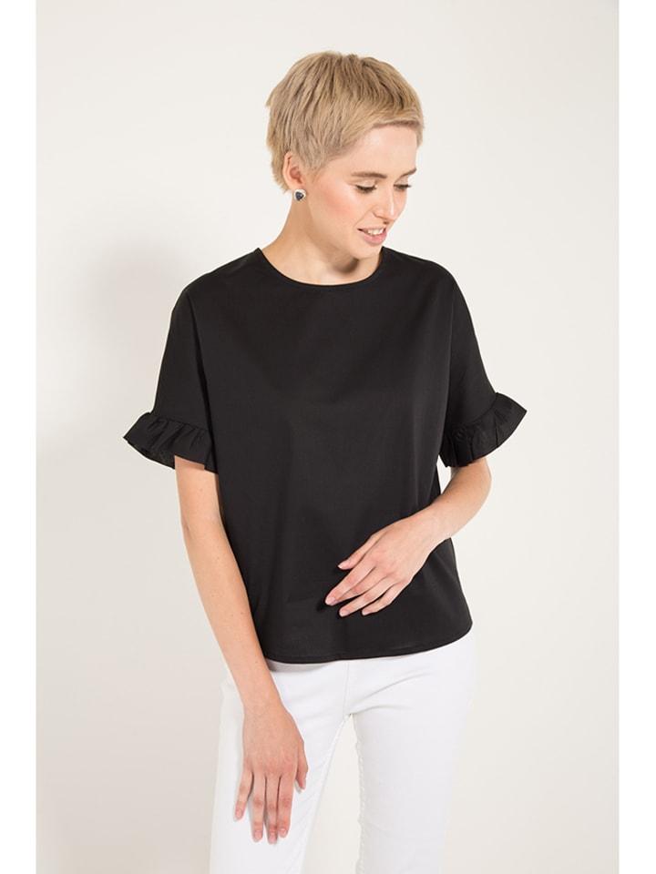 Bessa Bluzka w kolorze czarnym