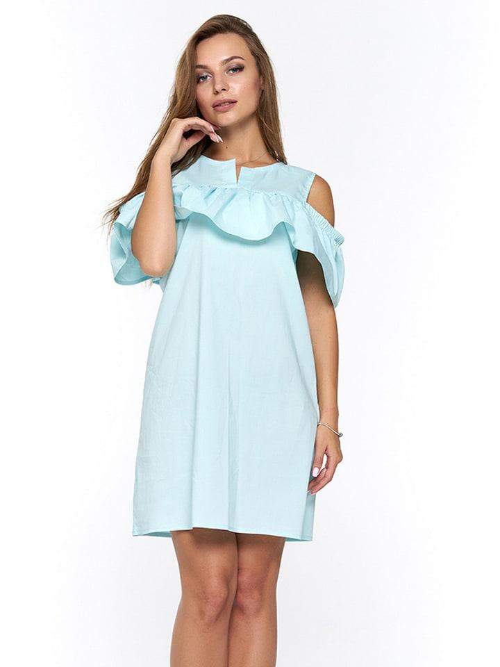 Bessa Sukienka w kolorze jasnoniebieskim