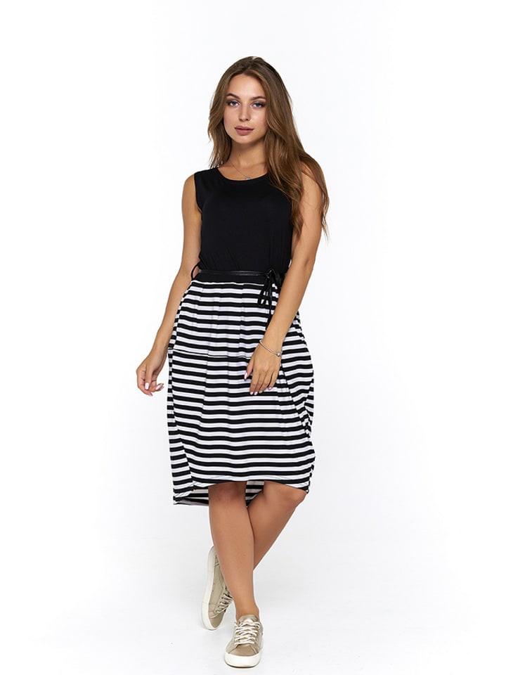 Bessa Sukienka w kolorze czarnym