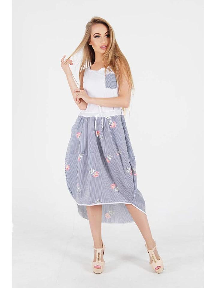 Bessa Sukienka ze wzorem