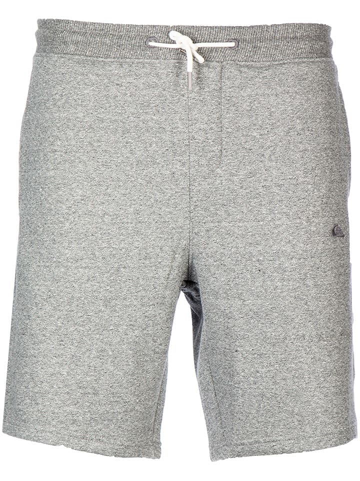 "Quiksilver Short en sweat ""Everyday Track"" - gris clair"