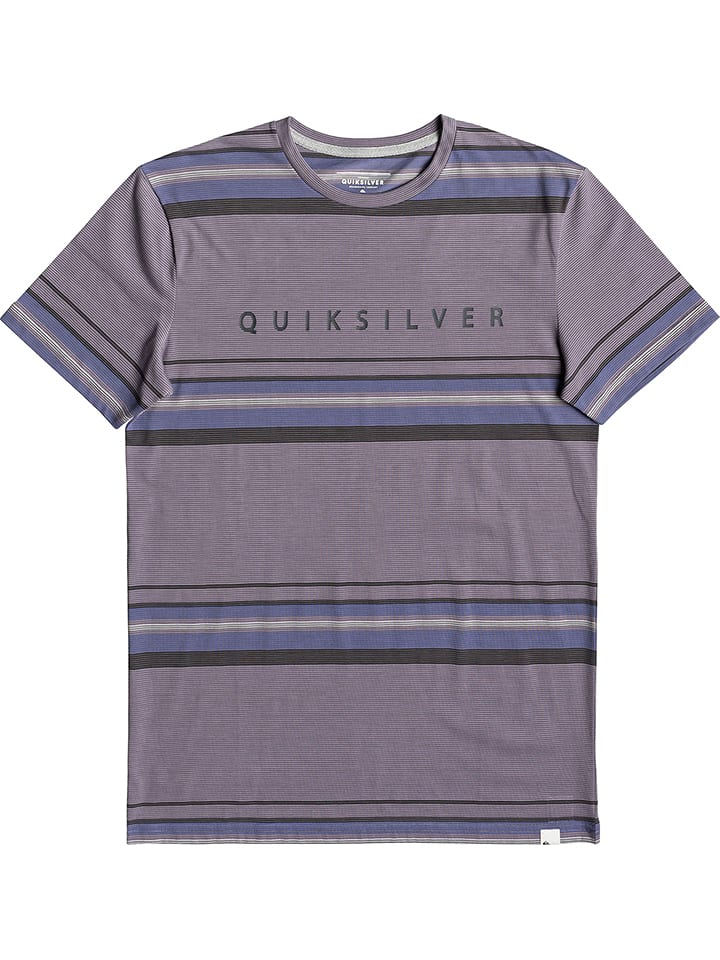 "Quiksilver T-shirt ""Circus of Power"" - taupe"