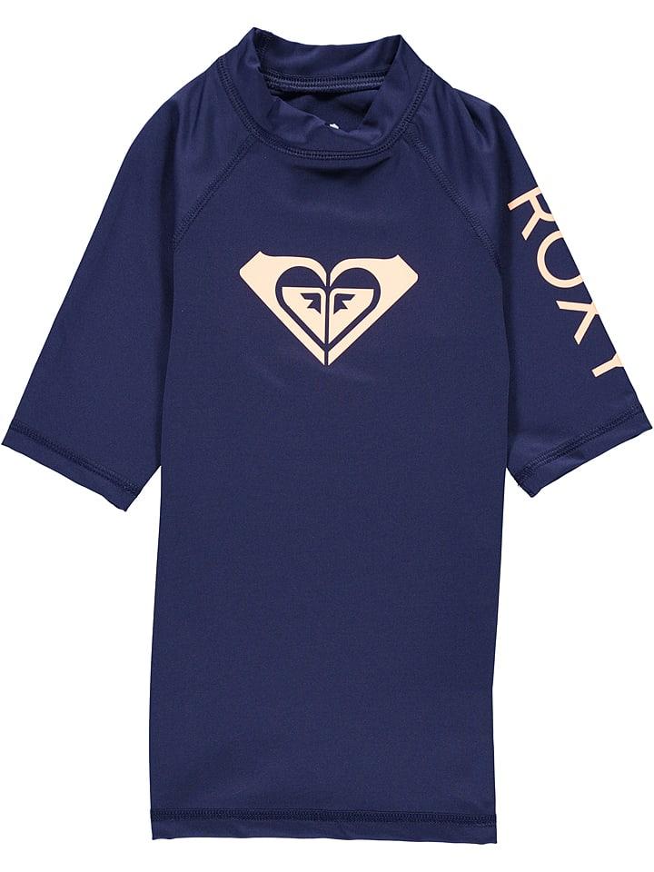 Roxy Koszulka kąpielowa w kolorze granatowym