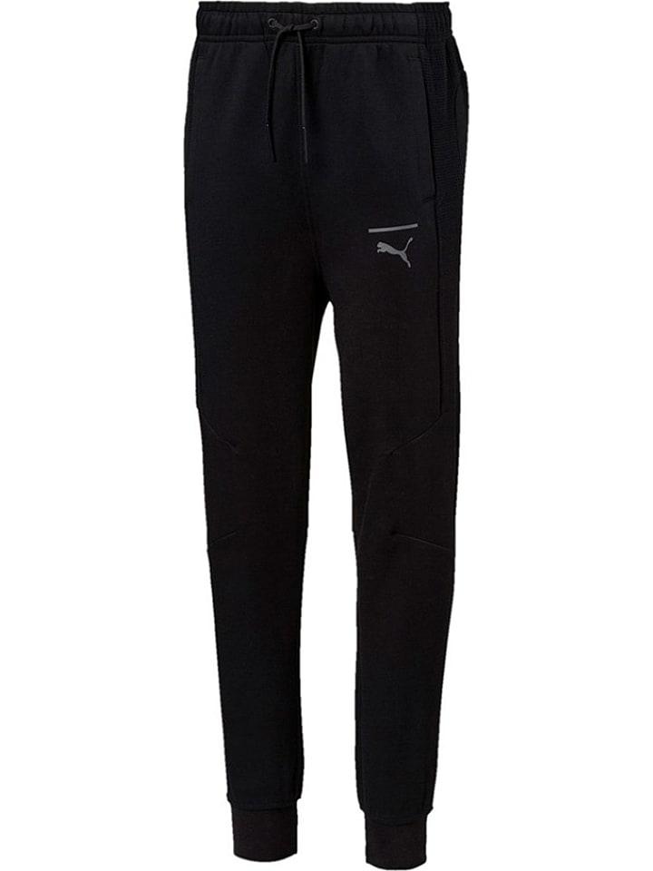 """Puma Spodnie dresowe """"Pace"""" w kolorze czarnym"""