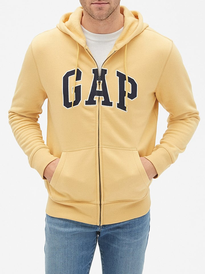 GAP Bluza w kolorze beżowym