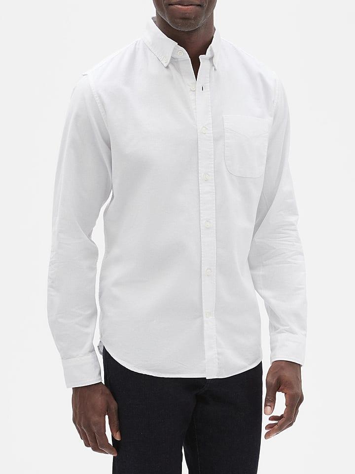 GAP Koszula w kolorze białym