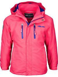 Trollkids 3in1-Funktionsjacke ´´Myrdal´´ in Pink   36% Rabatt   Größe 164   Kinder outdoor   04260400521321