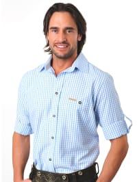 Stockerpoint Trachtenhemd ´´Campos2´´ in Hellblau   59% Rabatt   Größe XL   Herrenhemden   04052461838681