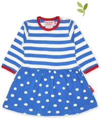Kleid hellblau 116