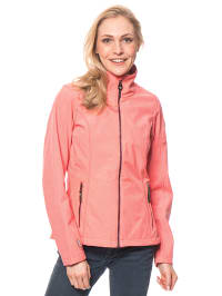 Killtec Softshelljacke ´´Honoma´´ in Lachs | 69% Rabatt | Größe 40 | Damen outdoorjacken | 04054349756001