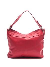e86b5285b7096 58%  . Renata Corsi. Skórzana torebka w kolorze czerwonym - (S)42 x ...